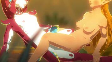 Mipha and Zelda