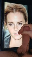 Emma Watson week - day 7 - tribute 2 - another bud jerkin his big hard cock and a hot cum tribute 4 Emma Watson - If u want 2 b fed celebs and porn and show off jerkin over them on a second screen - public or private sessions - add hertsgirls on k1k