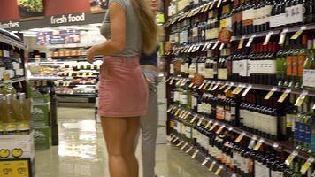 Grocery store pokies