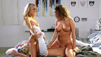 Mother Daughter Exchange Club 52 - Big Tits Stepmom Lesbian GIF by ...